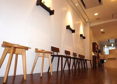 札幌デンタルケアの待合室