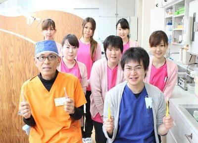 江崎歯科の先生とスタッフ