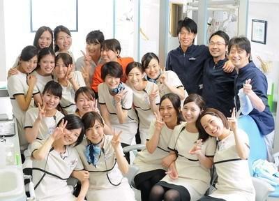 いちき歯科の先生とスタッフ