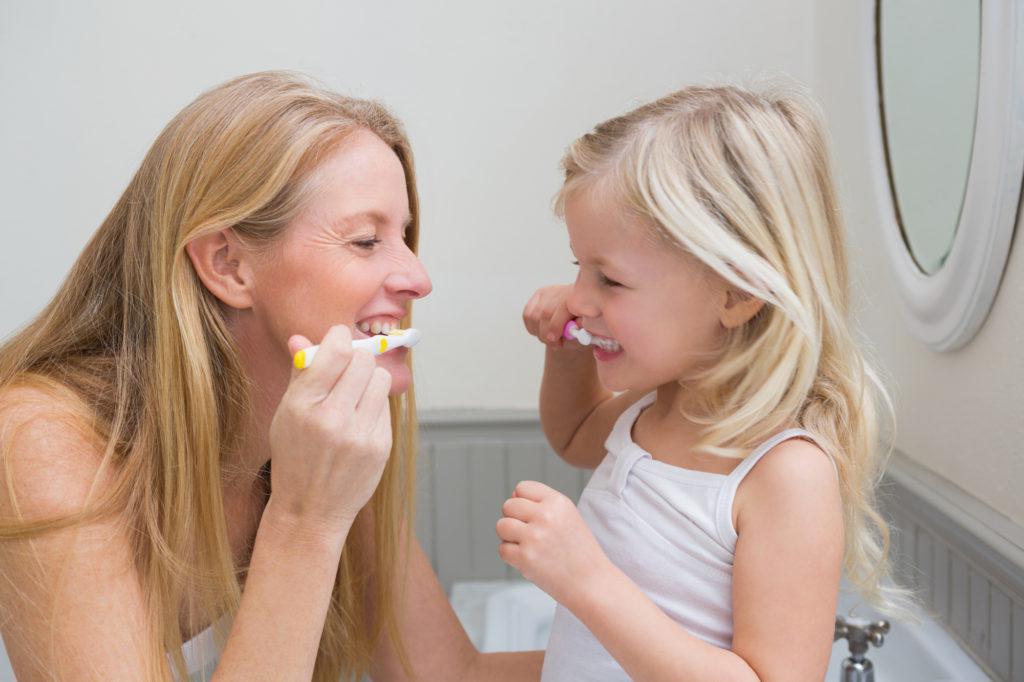 子供 自宅 歯磨き