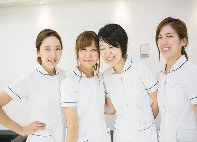 名古屋広小路 ナオキ歯科室のスタッフ