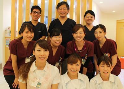 南茨木プラザ歯科のスタッフ
