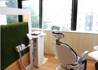 パステル歯科医院のスライダー画像