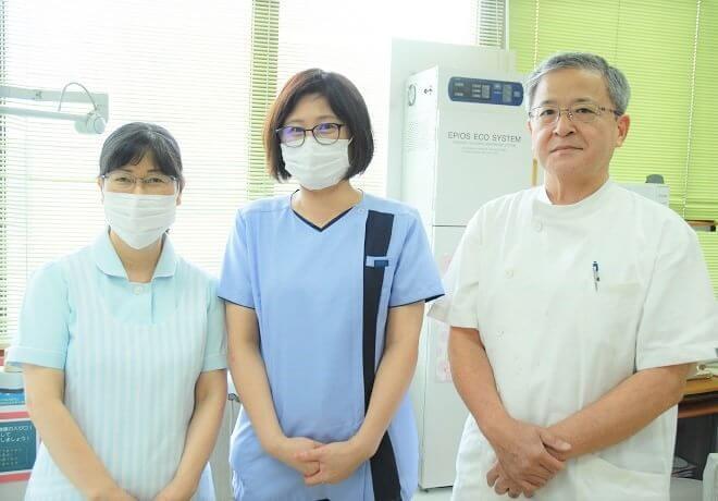 ナカ歯科医院のスライダー画像